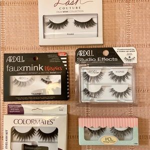Other - 6 sets of lashes!